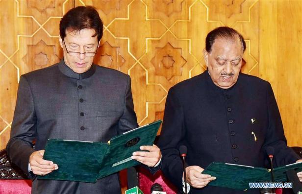 imran-khan-takes-oath-as-prime-minister